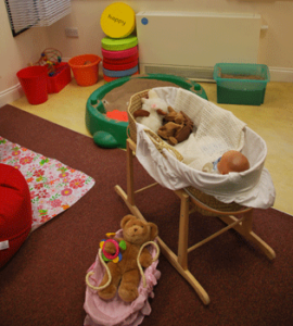 Parent & Toddler Theraplay Group - Edinburgh @ Edinburgh office