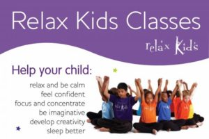 Relax Kids Session for 3 - 9 Year Olds @ St Andrew's Children's Society