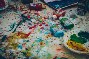 Messy Play! @ St Andrew's Children's Society