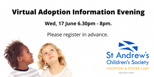 Virtual Adoption Information Evening @ Zoom