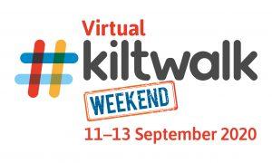 Edinburgh Virtual Kiltwalk Weekend