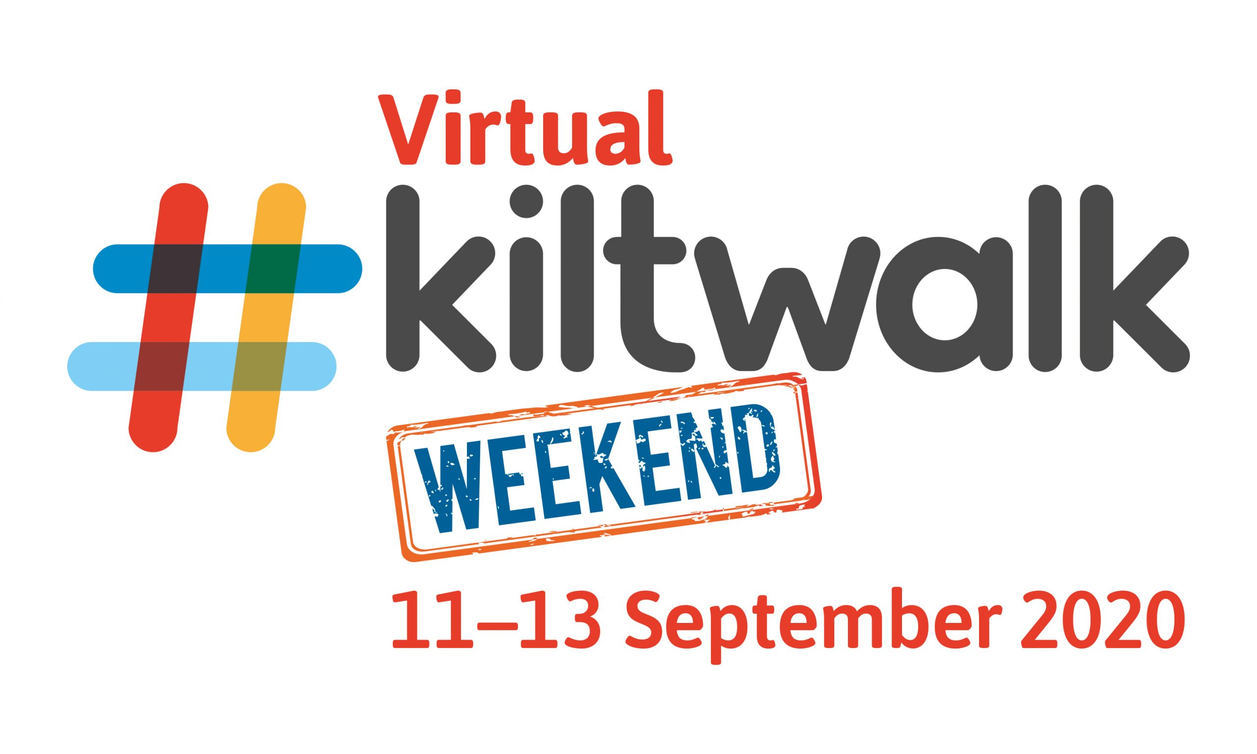 Edinburgh Virtual Kiltwalk Weekend