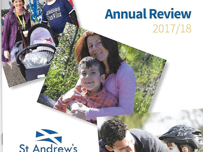 Annual Review 2018 - cover